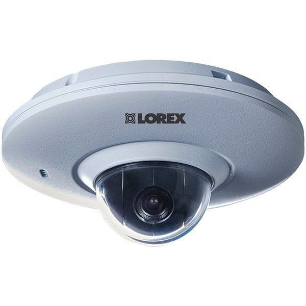 LOREX Micro 1080p HD Pan/Tilt Security Camera for LNR100 & LNR400 Series NVRs Model LNZ3522RB