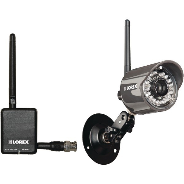 LOREX Digital Wireless Camera with 1-Channel Receiver Model LW2110