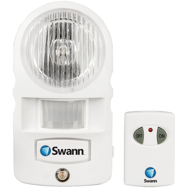 SWANN SWHOM-ALARMP Complete PIR Motion Light Alarm Kit