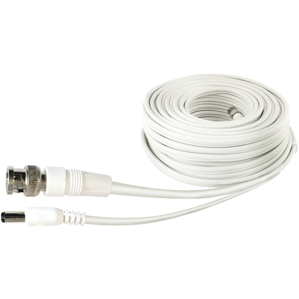 SWANN SWPRO-60MFRC-GL Fire-Rated BNC Extension Cable (200 ft)