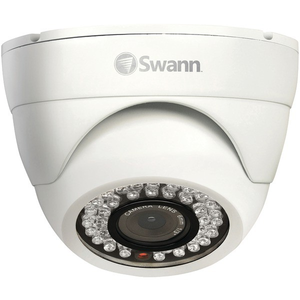 SWANN SWPRO-843CAM-US PRO-843 High-Resolution Dome Camera