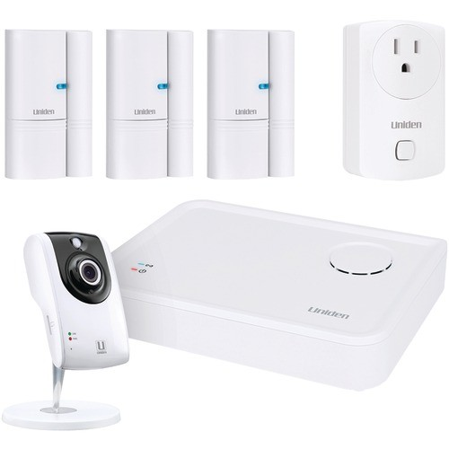 UNIDEN HC54 HC54 Basic Security System with Gateway