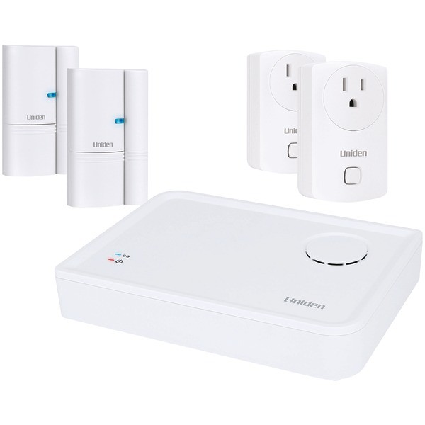 UNIDEN USHC41 AppHome Security Kit